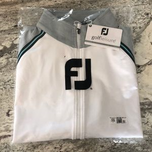 FOOTJOY French Terry Full Zip